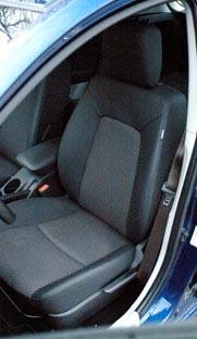 Kia Ceed Diesel Test: Sitze