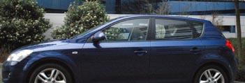 Kia Ceed mit Dieselmotor: Test