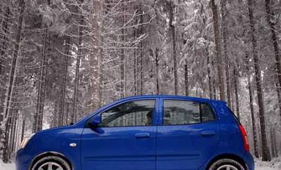 Kia Picanto 1.1 Test: billiger Kleinwagen