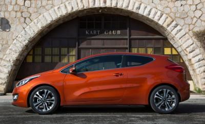 Kia Pro Ceed Coupe Fahrbericht