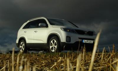 Kia Sorento 2.2 Diesel 2WD Test