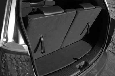 Kia Sorento Test: Siebensitzer, Kofferraum, trunk