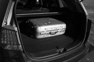 Kia Sorento: laden, Koffer, Kofferraum, trunk, boot