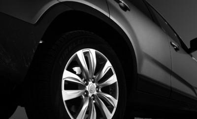 Kia Sorento Diesel 2013 Test: Felge
