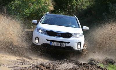 Kia Sorento Diesel 4wd Fahrbericht: offroad