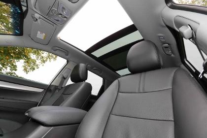 Kia Sorento 4wd Test: Innenraum, interior