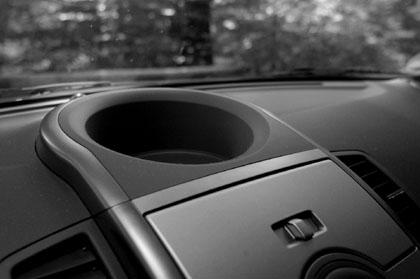 Kia Soul Benziner Test: interior, innenraum, Ablagen