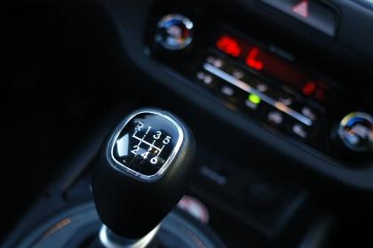 Kia Sportage Diesel Test: Schaltung, Schaltgetriebe