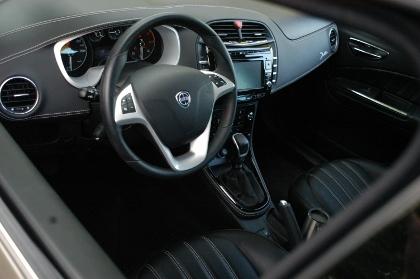 Lancia, Delta, Cockpit, Armaturen