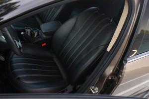 Lancia Delta, Sitze, Leder