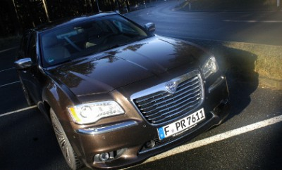 Thema 3.6, Testbericht, Front, Grill