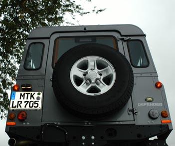 Land Rover Defender 4x4, Testbericht