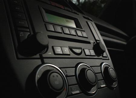 Land Rover Freelander, Innenraum