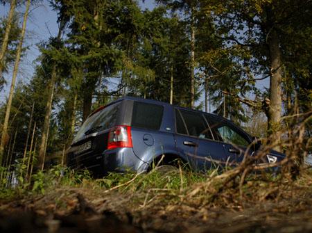 Freelander Diesel, Testbericht, Test