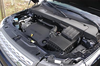 Rover Freelander, Dieselmotor, Test