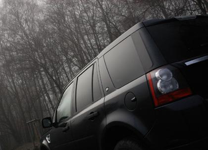 Land Rover Freelander, 2wd, Test
