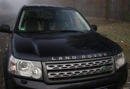 Freelander 2wd Testbericht, Land Rover