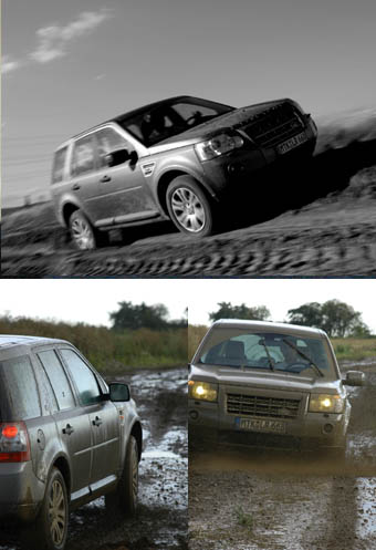 Land Rover, Freelander, Offroadtest