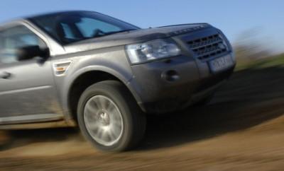 Land Rover, Freelander, td4 Test