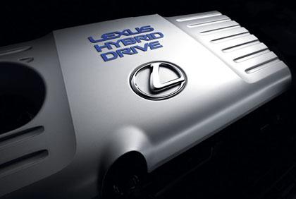 Lexus CT 200h: Hybridmotor
