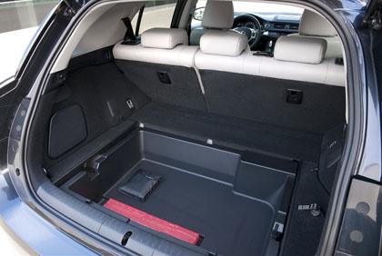 Lexus CT 200h: Kofferraum, trunk