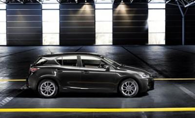 Lexus CT 200h Test: Karosserie