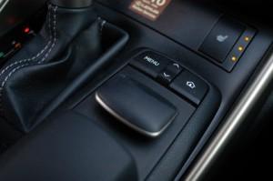 Lexus IS 300h im Test: Innenraum