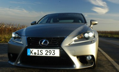 Lexus IS 300h im Test