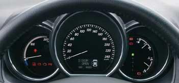 Lexus RX 400h, Cockpit, Tacho