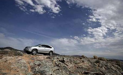 Lexus RX 400h, Testbericht