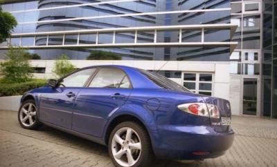Mazda 6 2.3 Test