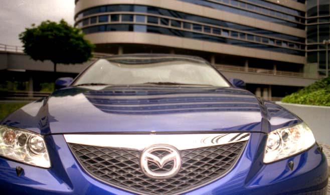 Mazda 6 2.3 Testbericht