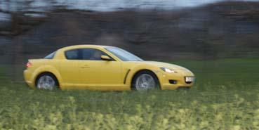 Mazda RX-8 Testbericht