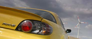Mazda RX-8 Wankel Test