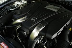 500 SL: mit 435 PS 4,7 Liter-V8-Motor