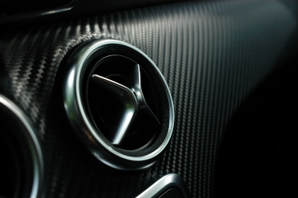 Mercedes A-Klasse 210 PS Vierzylinder