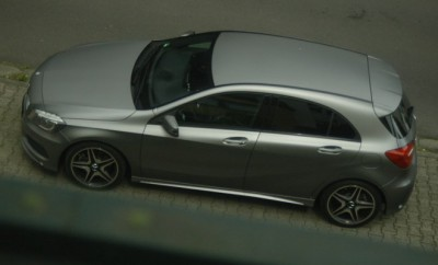 Mercedes A250 Sport Test: Design