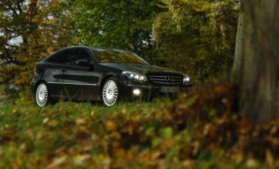 Mercedes CLC 350 Test