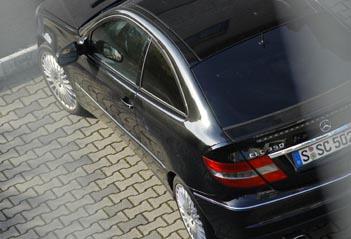 Mercedes CLC 350 Testbericht