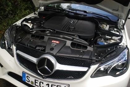 E220 Cabrio Dieselmotor: 170 PS