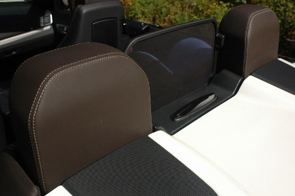 Mercedes E220 Cabrio: Sicherheit