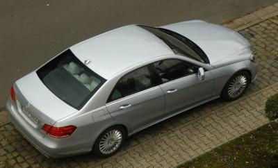 Mercedes E300 Hybrid im Test