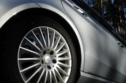 Mercedes E300 Hybrid Test