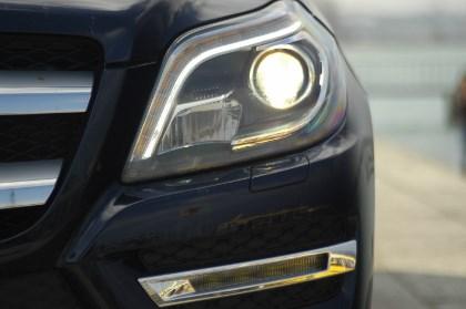 ercedes GL 350 Diesel Test