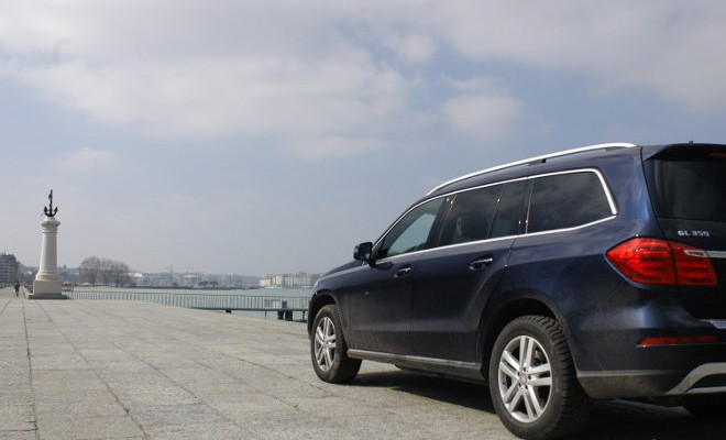 mercedes gl 350 bluetec diesel 4matic test automobil. Black Bedroom Furniture Sets. Home Design Ideas