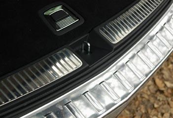 Mercedes GLK Diesel Test