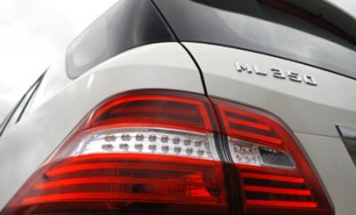 Mercedes ML 350 CDI Test