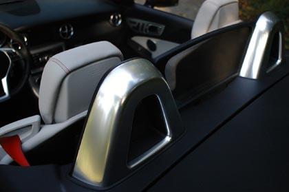 Mercedes SLK 200 Schutz