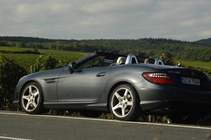 Mercedes SLK 200 Testbericht