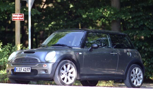 Mini Cooper S Vergleichstest